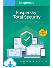 Kaspersky Total Security 2020   5 Devices   1 Year [Download]