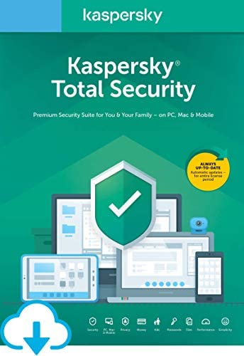 Kaspersky Whole Safety 2020 | 5 Units | 1 Yr [Download]