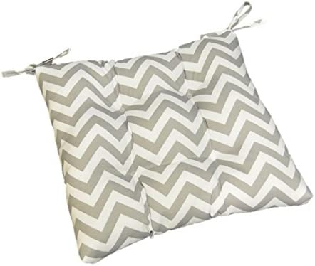 Amazon.com: Gris/Color gris y blanco Chevron/Zig Zag ...