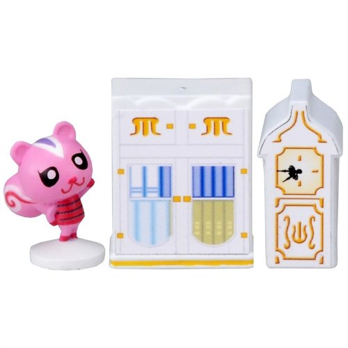 Takaratomy Animal Crossing New Leaf Peanut Character Stamp Figure - Stores Outlets Crossing