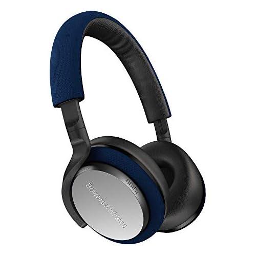 chollos oferta descuentos barato Bowers Wilkins PX5 Auriculares Supraurales Bluetooth con Cancelación Adaptativa de Ruido Blue Standard