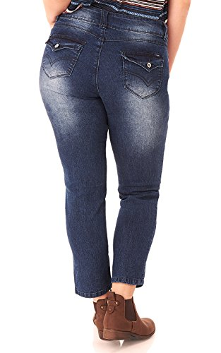 PSP - United States - Angels Jeans Plus Size Short Inseam Skinny ...