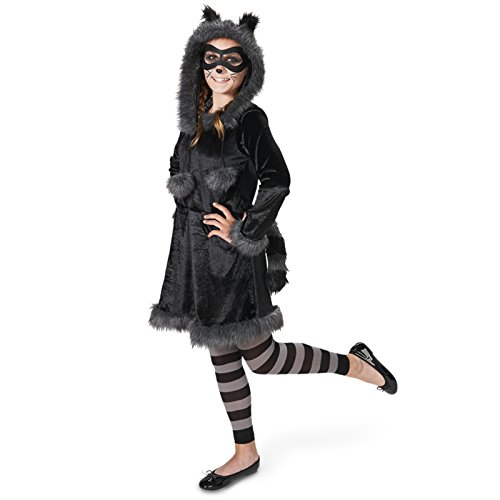 Raccoon with Tights Tween Dress Up Costume 0-3 -