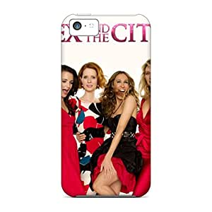 Flexible Tpu Back Case Cover For Iphone 5c - Sex And The City
