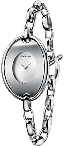 Calvin Klein ck Distinctive Stainless Steel Ladies Watch K3H23126