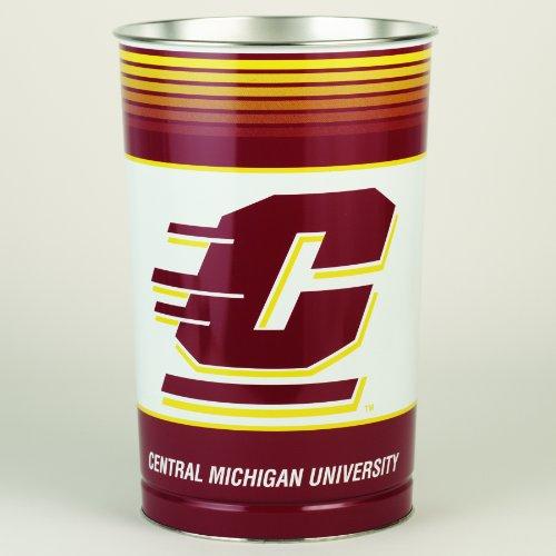 NCAA Central Michigan Chippewas (Michigan Wastebasket)