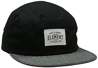 Element Men's Division Hat, Black, One Size