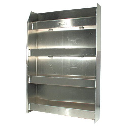Pit Pal Products 310 36'' x 24.5'' x 5.5'' Oil Storage Trailer Cabinet by Pit Pal Products