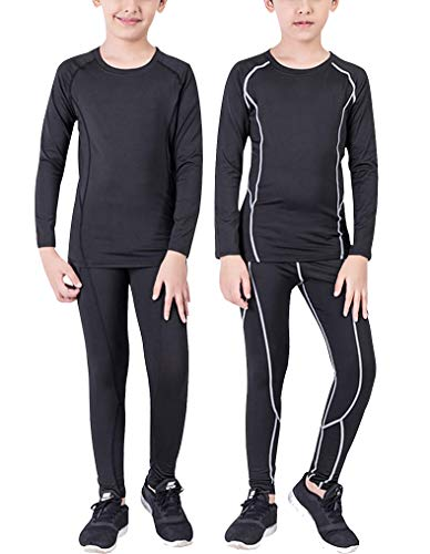 Best Boys Active Base Layers