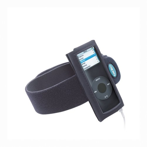 Tune Belt Open View Armband Carrier for 1G & 2G iPod nano and flash Zune (4/8GB)