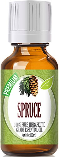 Price comparison product image Spruce (30ml) 100% Pure,  Best Therapeutic Grade Essential Oil - 30ml / 1 (oz) Ounces