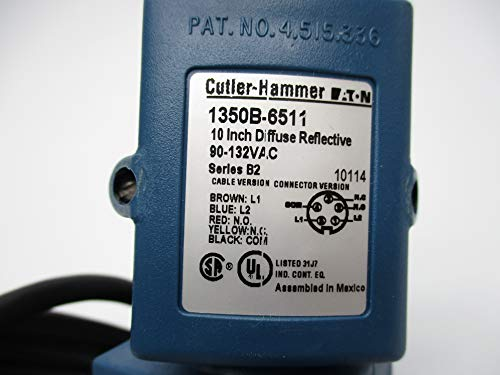 B2 NSMP CUTLER HAMMER 1350B-6511 SER