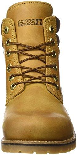 Coronel Tapioca C06-38, Botines para Hombre, (Mostaza/Marrón), 41 EU: Amazon.es: Zapatos y complementos
