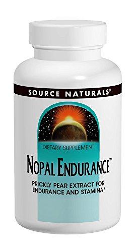 Source Naturals Nopal Endurance, 40mg, 60 Capsules