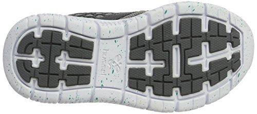 Hummel Unisex-Kinder Crosslite Jr Low-Top Grau (Castle Rock)
