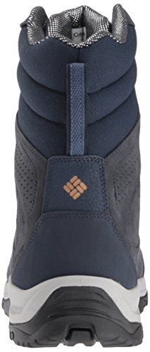 Navy Shoe Hiking Elk Men's Omni Gunnison Leather Plus Collegiate Columbia Heat wgHnpOzq