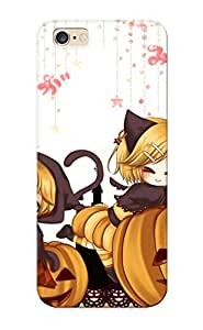 Graceyou High-end Case Cover Protector For iphone 5 5s (halloween )