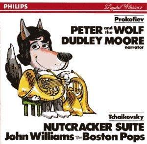 Sergei Prokofiev, Pyotr Ilyich Tchaikovsky, John Williams, Boston Pops  Orchestra, Dudley Moore - Prokofiev: Peter and the Wolf, Op. 67 /  Tchaikovsky: Nutcracker Suite, Op. 71a - Amazon.com Music