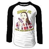 Mens Nancy Jo, This Is Alexis Neiers Calling T-Shirts Long Sleeve Tshirt Black S