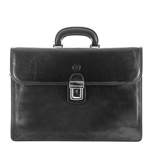 Maxwell Scott Traditional Briefcase Paolo2 product image
