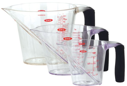 OXO Grips 3 Piece Angled Measuring product image