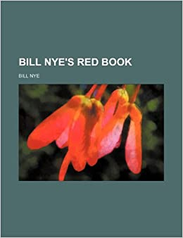 Book Bill Nye's Red Book