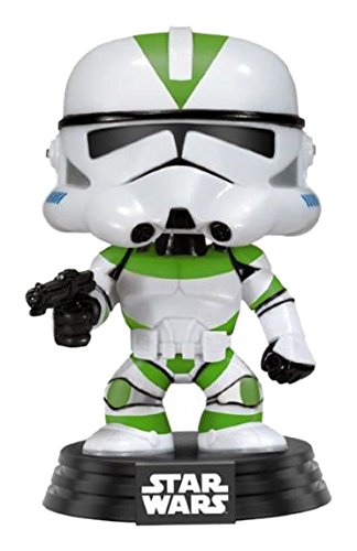 (Funko - Figurine Star Wars - 442nd Clone Trooper Galactic Convention 2017 Pop 10cm - 0889698134255)