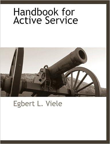 Handbook for Active Service