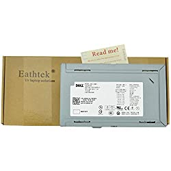 Eathtek New 525W Power Supply for Dell Precision T3500 and Alien Aurora Systems D525AF-00 DPS-525FB NPS-525BB A N525EF-00 H525AF-00 HP-D5253A0 D525A001L H525EF-00 HP-D5252E0 series