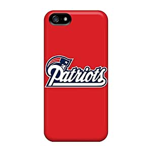 BillCM Premium Protective Hard Case For Iphone 5/5s- Nice Design - New England Patriots 5