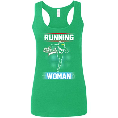 Tank Top - Tank Top for Women - Women Tank Top - Running Tank Top - Activities - Outdoor - Gift for Women, Her - Nice Gift (Merona Green Snake)