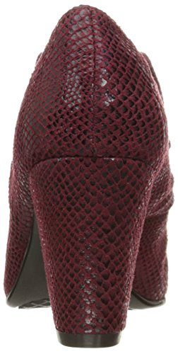 Aerosoles Women's Fortunate Bootie Wine Snake X938Gy