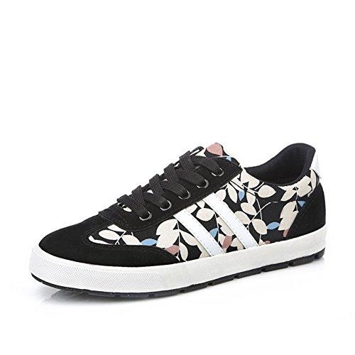 Zapatos de mujer de Kaho/Instituto Coreano de viento fresco/Transpirables y completamente casuales zapatos cómodos B