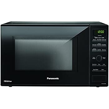 Amazon Com Panasonic Nn Sd654b Black 1200w 1 2 Cu Ft