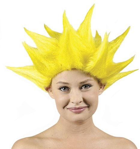 Premium Quality Lisa Simpson Style Cosplay/Costume Wig -