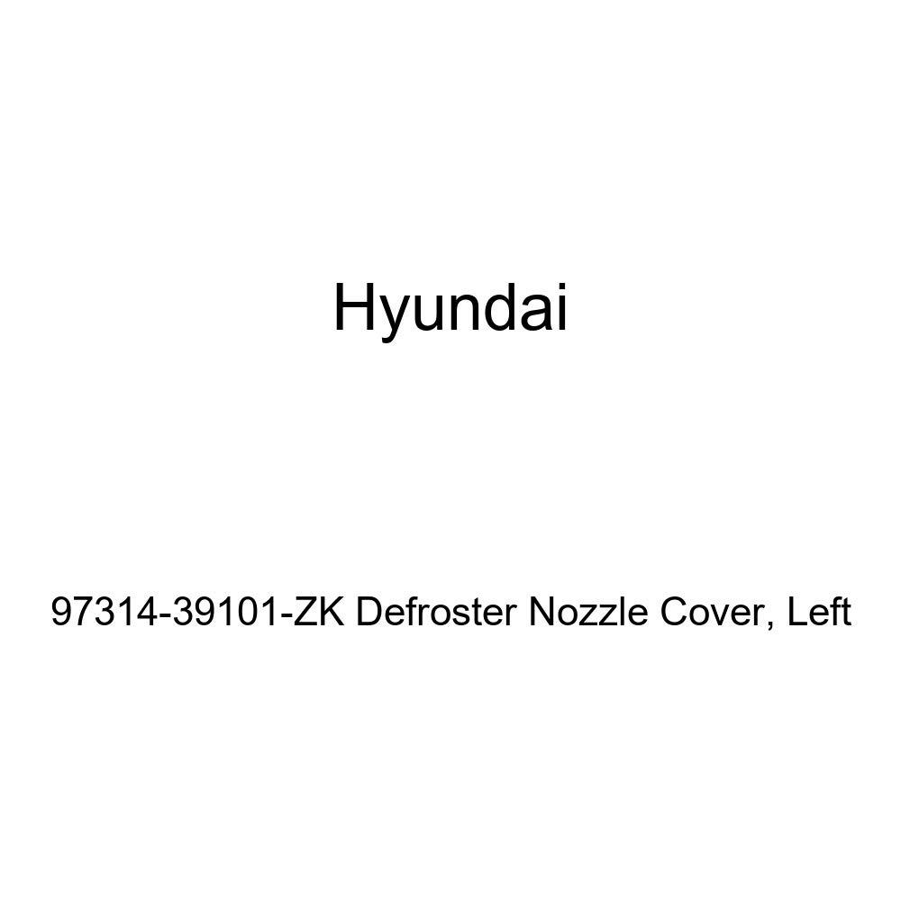 Genuine Hyundai 97314-39101-ZK Defroster Nozzle Cover Left