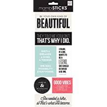 Me and My BIG Ideas Be Your Own Beautiful Sticker