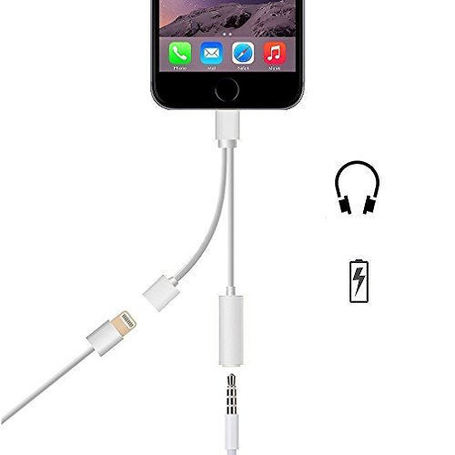 Lightning Adapter MerryNine Charger Earphone