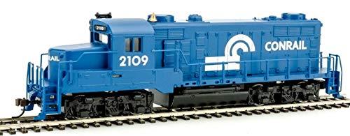 (Mantua 414107 HO Conrail EMD GP20 EMD GP20 Diesel Locomotive Sound/DCC #2109)