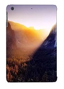 [8eb276a6170] - New Yosemite Falls During Sunrise Protective Ipad Mini/mini 2 Classic Hardshell Case