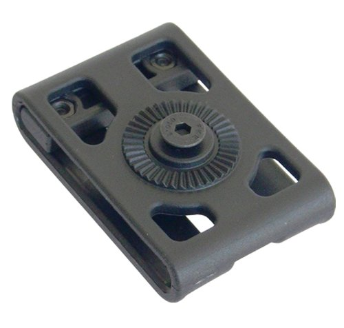 Imi Defense - Belt Holster Attachment for all Paddle Holsters and Magazine pouches Black by IMI-Defense