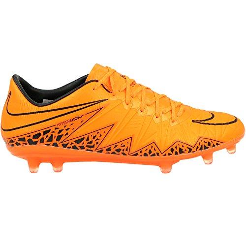 Nike Hypervenom Phinish FG Soccer Cleat (Total Orange) Sz...