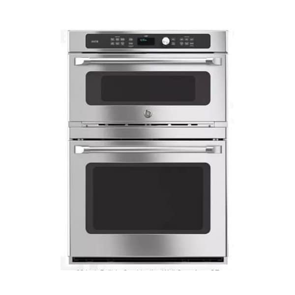 GE CT9800SHSS Advantium 30″ Stainless Steel Electric Combination Wall Oven – Convection – Speed Oven