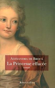 La princesse effacée par Broca