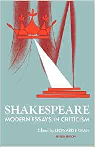 book criticism essay galaxy in modern shakespeare Browser review stephen greenblatt: his readings of shakespeare offer new   book title:  early modern literature, probes the way shakespeare explores the  figure of the tyrant  alan rusbridger: guardian of the worthy news galaxy   your inbox the epaper an exact digital replica of the printed paper.