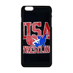 usa wrestling logo Phone Case for iPhone plus 6 Case
