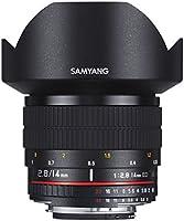 Samyang F2.8mise au point manuelle objectif pour Nikon AE