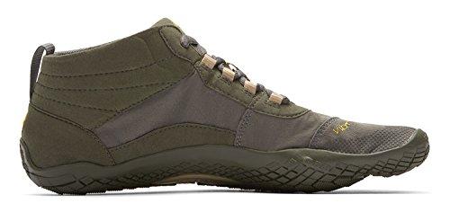 Men Military à Vibram trekking Chaussures V orteils de Darkgrey FiveFingers Trek xH8nRqWSnw