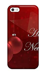 Perfect Fit RZZcCSw2578FraXT Happy New Year Greetings Case For Iphone - 5/5s