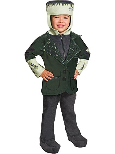 Rubie's Universal Monsters Child's Frankenstein Costume, 3T4T ()